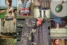 A TASHA TUDOR LIFE / Rustic and romantic
