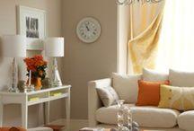 Living Room / Living room ideas.  / by Andrea Bennett