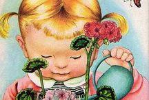 ELOISE WILKINS / Nostalgic and beautiful illustrations