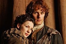 OUTLANDER / The mystery and romance of this series has me absolutely captivated and on the edge of my seat! / by Karen Haskett
