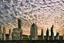 "S C O T L A N D / Home of my Ancestors (Clan Montgomery) & setting for ""Outlander""... Historical & wonderously beautiful! / by Karen Haskett"