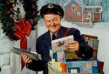 {CHRISTMAS CORNUCOPIA} / A mixed collection of christmas tidbits, whimsy, nostalgia & humor. Ho Ho Ho!