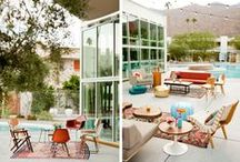 Palm Springs Wedding / by Whitney Friedt