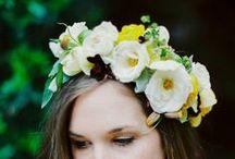 HAIR | Flowers + Crowns