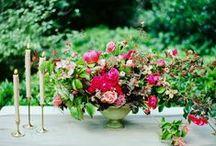 TABLE | Floral Arrangements