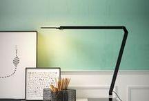 Nimbus Roxxane Home / LED Tisch-, Lese- und Wandleuchten // LED desk, reading and wall luminaires