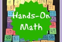 math ideas for kids / by Jackie Higgins