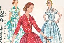 Vintage: Clothes 1940s, 1950s, and 1960s / by Leigh PF