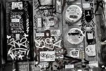Urban Scrawl / graffiti