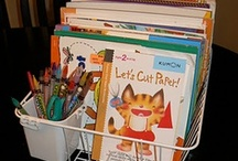early literacy / picture book reviews, book activities, activities for kids and crafts for kids with a literacy focus, tips for helping kids learn to read. / by Jackie Higgins