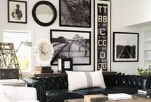 Living Spaces / by Tracy Tademy