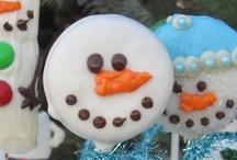 I love Snowmen and snow!