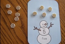 winter activities for kids / Winter activities for kids, crafts for kids, learning activities, and favorite winter themed picture books for home or classroom  / by Jackie Higgins