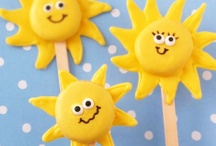 Amazing Cake Pops & Lollipops / Anything adorable that's on a stick! :)
