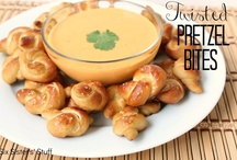 Appetizers and Party Foods~yum!!!