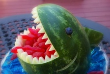 Shark Party!!