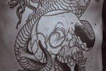 Skin & Ink / tattoo art