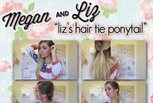 Megan & Liz Beauty! / by Megan & Liz