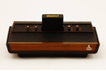 Atari 2600 VCS Video Game Console / Pix and info about my first and favorite Atari 8bit retro video game console / by 8-Bit Central