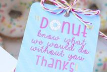 Gift Giving / Creative & Crafty Gift Ideas