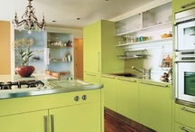 Dream Kitchens / Kitchen design that's to die for. / by PaperlessKitchen.com