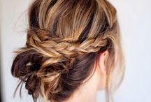 hair goals. / by Megan & Liz