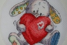 Counted Cross Stitch  / by Norma Snider