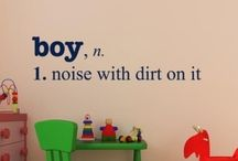 Nursery & Toy room / Inspiration & ideas for baby/toddler Grabau's home