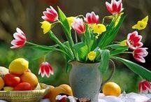 Flower Arrangements / by Kelly Stern