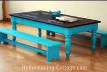 DIY - Furniture Lovelies / by Serina Lyman Westphal