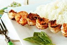 Simple food, delicious food