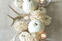 Holidays :: Thanksgiving + Fall