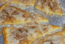 Crescent Roll Recipes / by Norma Snider
