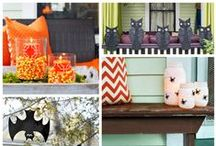 HALLOWEEN DECOR & DIY NETWORK & HGTV / by CHRISTIAN LOVE BRIDALCONSULTING/WEDDING PLANNER