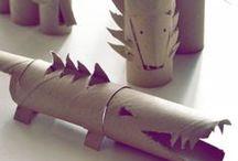 KIDS - Crafts & Activities / by Jocelyn Portney