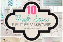 DIY Furniture / by Christine Johnson