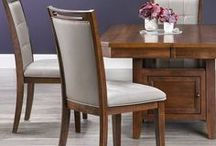 Dining Rooms / Furniture that serves much more than just dinner.