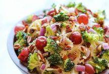 Salads / by Susan Ostler