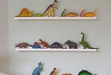 Dinosaurs for the grandsons