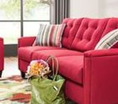 Splash of Color / Splash your home with colorful accents, paint and more.