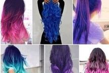 Hair Expression / Hair | Hairstyles | Care | Tips | Ideas