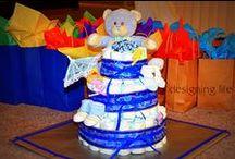 Diaper Cake/Designs