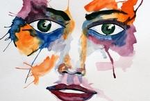 art / by Hannah Miller