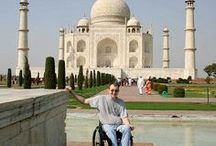 accessible tourism india / A Customized vacation planner and tour operator exclusively for wheelchair travelers, their families and friends. We provide Unforgettable wheelchair accessible tour experience with help of multiple local agents! Add offbeat attractions, choose local cuisines, add local activities, plan village tour or local shopping.