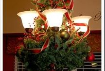 Crafts/Decorating For Christmas / All about Christmas, decorating, designing and crafting