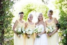 Southern Weddings Style / From Charleston to Natchez, southern-infused wedding ideas for outdoors. / by Rachelle Palmer