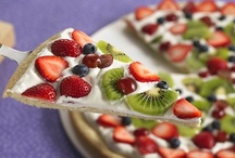 Desserts / My husband has a big sweet tooth, these are some of our faves  / by Liz McAfee