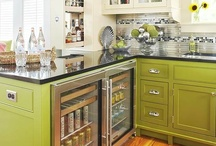 Kitchen remodel-Kitchen ideas / It all happens in the kitchen  / by Liz McAfee