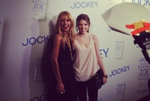 "Rachel Zoe Launch Party / When it comes to comfort, quality and fashion, Jockey and Rachel Zoe know best. Jockey proved that on Wednesday, October 17, 2012 in Los Angeles with a world-class launch party for Rachel Zoe's ""Major Must Haves"" from Jockey featuring our NEW collaboration of shapewear and intimates. / by Jockey"