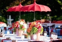 It's Raining, It's Pouring - BRIDAL SHOWER IDEAS / Visit our other Boards dedicated to EVERYTHING WEDDING